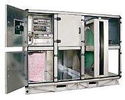 Beispiel einer Flexisorb-Anlage zur Luftentfeuchtung
