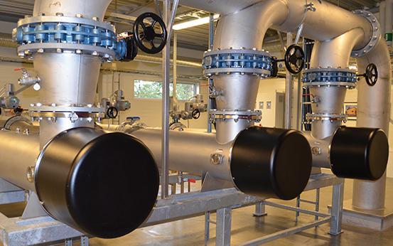 Wasserwerke & Pumpstationen